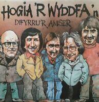 Hogia'r Wyddfa-Difyrru'r Amser Vinyl LP.1979 Sain 1163D.Angharad/Tymhorau+