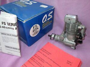 OS FS 40 4 Takt Modellmotor Viertakter Graupner Vintage Viertaktmotor
