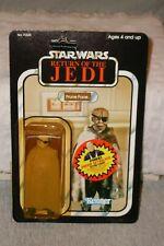 VTG Star Wars, Return of the Jedi, Prune Face, Figure, MOC. 1984