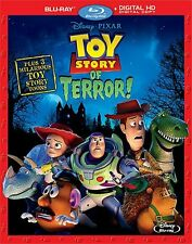 Toy Story of Terror! (Blu-ray + Digital Copy)(slipcase) [Blu-ray] NEW SEALED