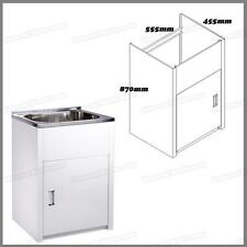 High Grade Stainless Steel Laundry Tub - 35L,35L compact