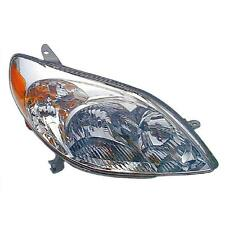 Fits TOYOTA MATRIX 2003-2008 Headlight Right Side 81110-02210 Car Lamp Auto