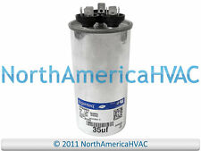 Goodman Amana Janitrol Dual Run Capacitor 35/7.5 uf MFD 370 Volt CAP075350370RSS
