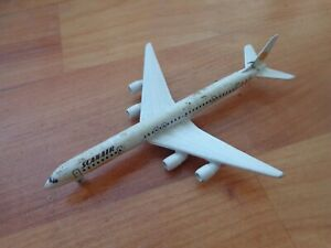 922/44 SCHABAK 1:600 MCDONNELL DOUGLAS DC-8 SCANAIR DIECAST AIRCRAFT PLANE