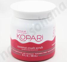 Kopari coconut crush scrub coconut oil 10 fl. oz. / 300 mL - SEALED