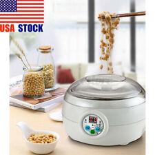 1.5L Electric Automatic Yogurt/Natto/Rice wine Maker MachineCuisine Container US