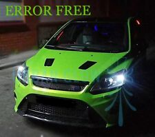 FORD FOCUS LED Bright White Side Light Bulbs CANBUS ERROR FREE FIESTA RS ST