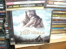 THE New World [Music from the Motion Picture](2006) JAMES HORNER FILM SOUNDTRACK