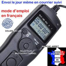 TELECOMMANDE INTERVALLOMETRE POUR CANON  800D