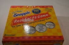 Electronic Snapple Real Facts Game 2004 Pressman New