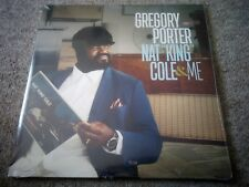 "GREGORY PORTER - NAT ""KING"" COLE & ME DOUBLE VINYL LP NEW/SEALED BLUE NOTE"