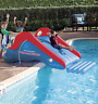 Outdoor Inflatable Water Slide for Kids Bounce Pool Slide Water Toys Summer Fun