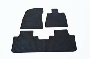 Rugged Rubber Floor Mats Tailored Heavy Duty for Lexus RX 2015-20