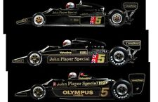 True Scale Miniatures 11ss3 LOTUS JPS F1 Set ANDRETTI tipo 77 78 79 1:43 RD scala