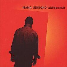 FREE US SHIP. on ANY 2 CDs! ~Used,VeryGood/Good CD Mama Sissoko: Soleil De Minui