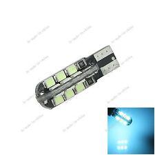 1X Car Ice Blue 24 SMD 2835 LED DC 12V T10 W5W Wedge Side Light Bulb Lamp A105