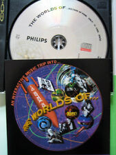 The Worlds of .. an Interactive Music Trip into the worlds of .  CDi Philips  GB