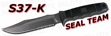 S.O.G. SOG SEAL Team Serrated w/ Kydex Sheath S37-K