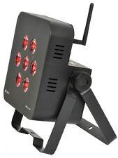 QTX BATTERIA PAR 7 x 4-in - 1 8w LED Wireless Range wsl-q7