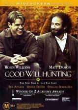 Good Will Hunting * NEW DVD Matt Damon Ben Affleck Robin Williams Minnie Driver