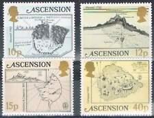 Ascension Island postfris 1981 MNH 291-294 - Bergen / Mountains (w097)