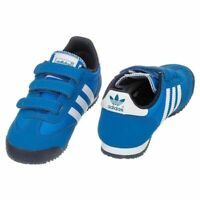SCARPE SNEAKERS BIMBO UOMO ADIDAS ORIGINALE DRAGON CF C Q20531 PELLE SHOES NEW
