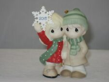 Precious Moments 2018 Our First Christmas Together Ornament 181004  NIB