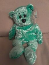 """Classic Collecticritters Bears Limited Edition Jewel Series 9"""" Bean Bags plush."""