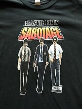 Beastie Boys Sabotage Shirt used large