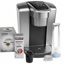Keurig K-Elite C Single Serve Coffee Maker, 15 K-Cup Pods Reusable Coffee Filter