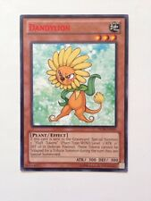 YuGiOh TCG Dandylion DL18-EN005 (RED) Duelist League Card Rare DL