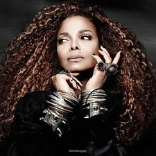 "Janet Jackson ""Unbreakable"" (CD, 2015, Target Exclusive with 2 Extra Songs) NEW"