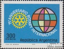 Argentina 1429 (complete.issue.) unmounted mint / never hinged 1979 Rotary