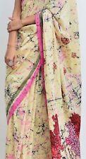 New Saree Pack Of 3 Cotton Saree Printed Hand Block Cotton Soft Malmal Saree