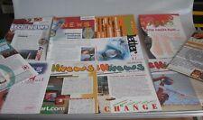"""ORIGINALE SWATCH rivista """"SWATCH News"""" 11-spese, nata nel 1995 - 1998"""