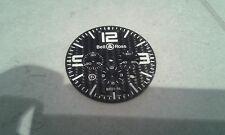 BELL & ROSS  CARBONE  ETA 2894 cadran de montre