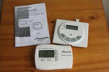 Worcester Bosch DT10RF Programmer + Wireless room thermostat + instructions