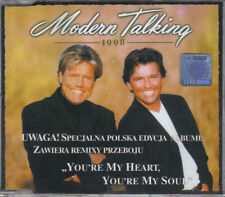 MODERN TALKING -YOU'RE MY HEART YOU'RE MY SOUL  RARE POLISH CD SINGLE (1998)