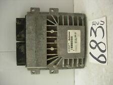 15 16 17 Ford Edge  #683 Engine Computer ECM ECU FL3A-12B684-BEB
