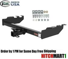 10K CURT TRAILER HITCH FOR 2000-2007 CHEVY SILVERADO 1500LD, 2500LD Except SS