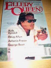 ELLERY QUEEN MAGAZINE (JUNE 1989)