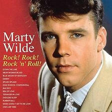 Marty Wilde - Rock Rock Rock N Roll [New CD] UK - Import