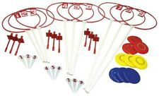 Outdoor sports 9 hole outdoor disc golf