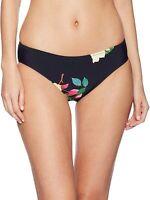 Rachel Rachel Roy Women's Swimwear Black Size Small S Bikini Bottom $44 #426