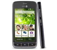 Doro Liberto 820 Mini Black 3G Android Smartphone WIFI Unlocked Faulty For Parts