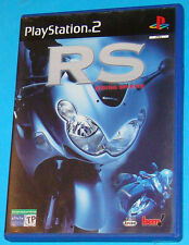 RS Riding Spirits - Sony Playstation 2 PS2 - PAL