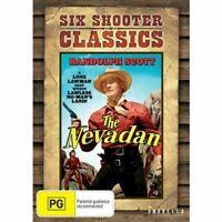 The Nevadan | Six Shooter Classics (DVD)  NEW/SEALED
