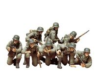 35061 Tamiya German Panzer Grenadiers 1/35th Plastic Kit 1/35 Military