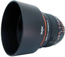 Vivitar 85mm Portrait Lens for Sony Alpha Aspherical
