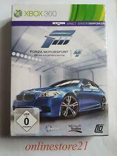 Forza Motorsport 4 Limited Collector's Edition Xbox 360 in Folie Sammler zustand